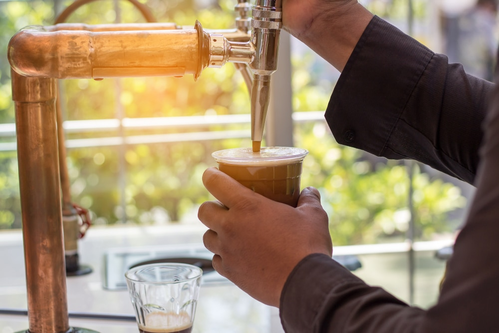 How To Make Nitro Cold Brew 2