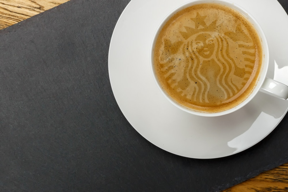 What Coffee Does Starbucks Use 5