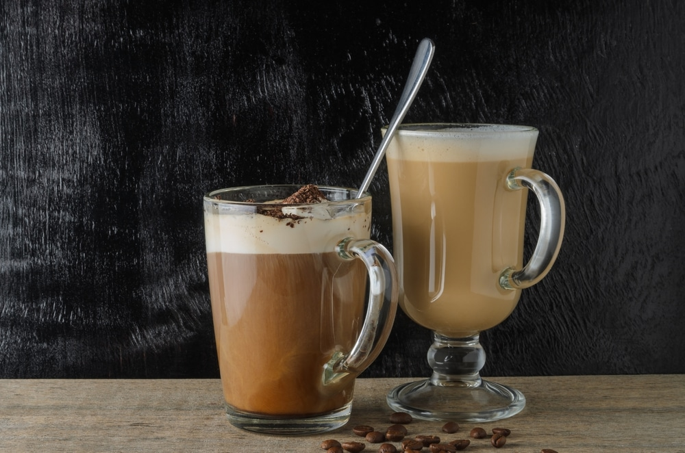 how to make a cappuccino with an espresso machine 1