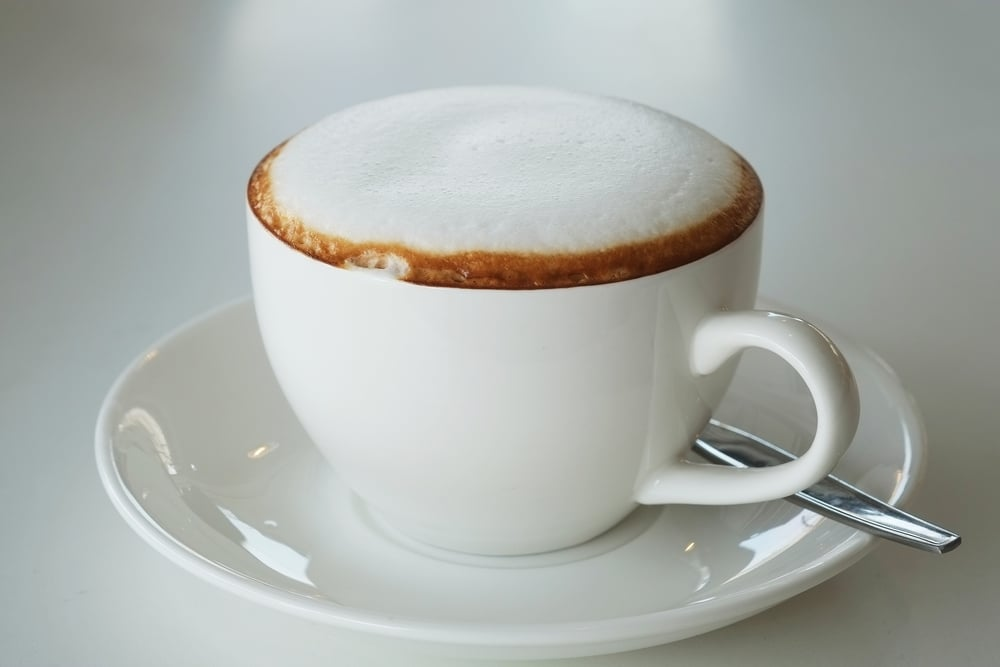 how to make a cappuccino with an espresso machine 10