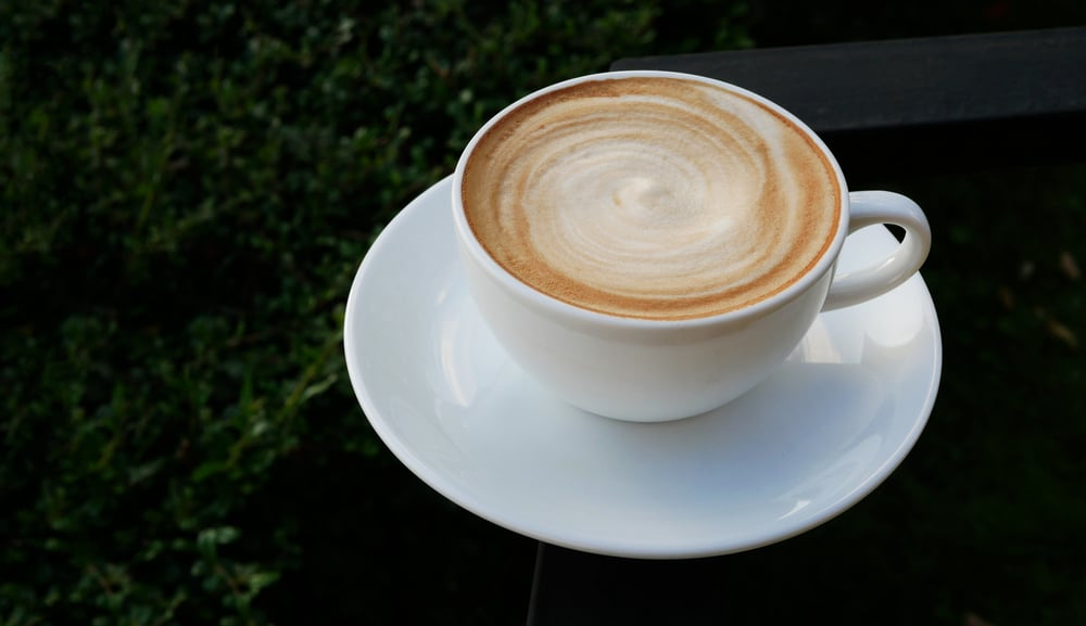 how to make a cappuccino with an espresso machine 7