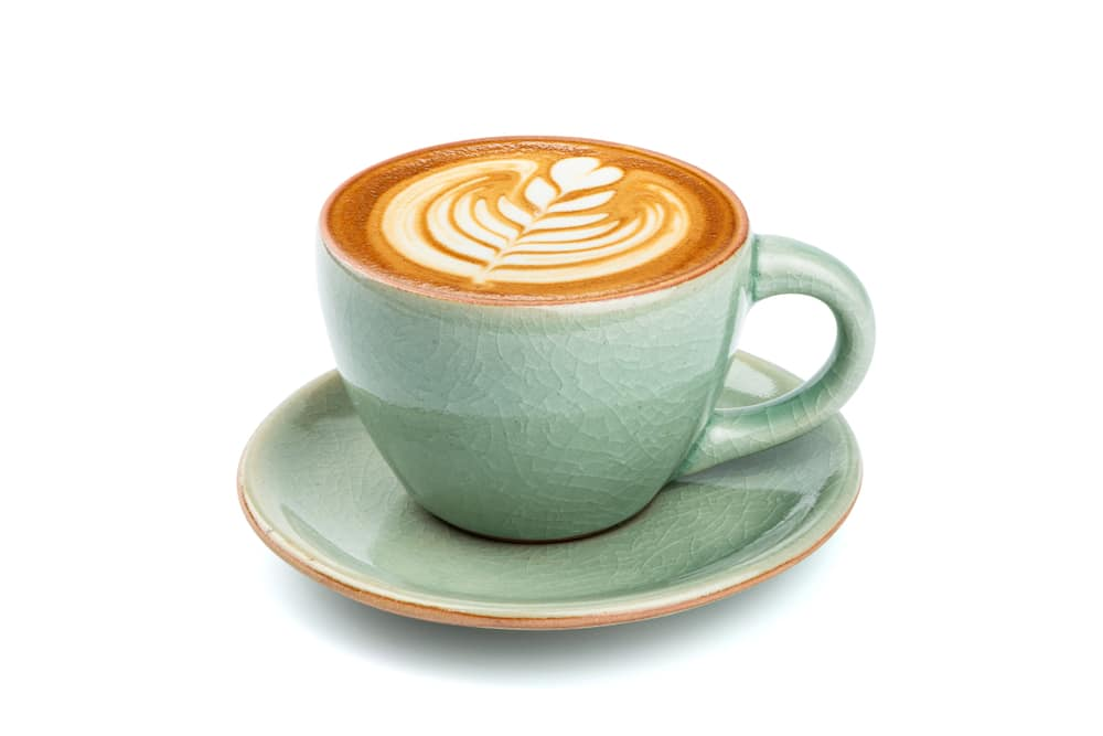 how to make a latte with an espresso machine 1