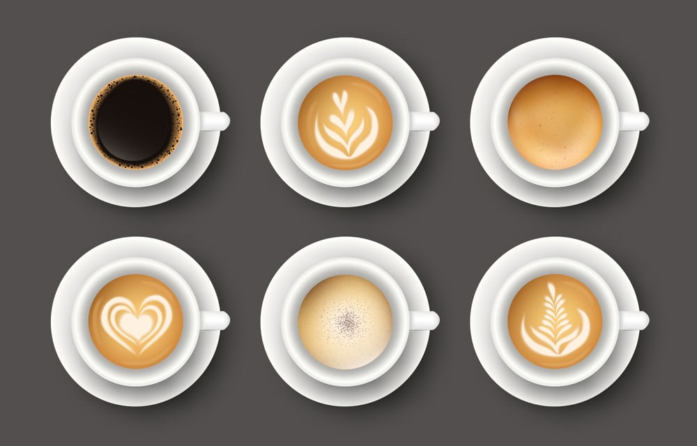 how to make a latte with an espresso machine 12