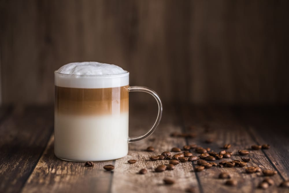 how to make a latte with an espresso machine 3