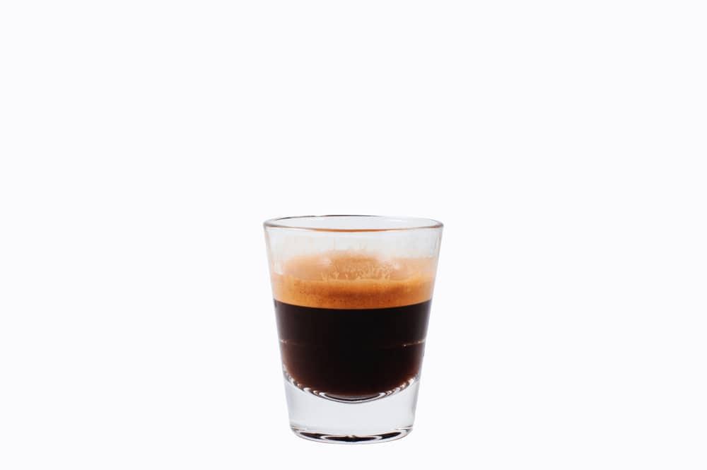 how to make an espresso shot 1