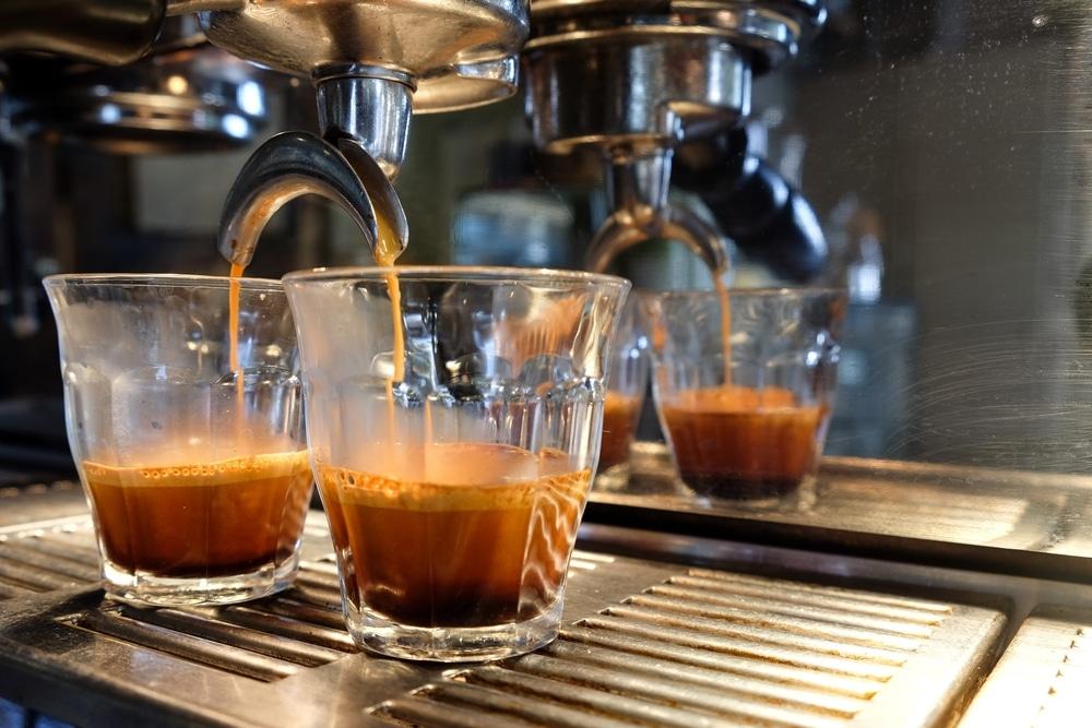 how to make an espresso shot 2