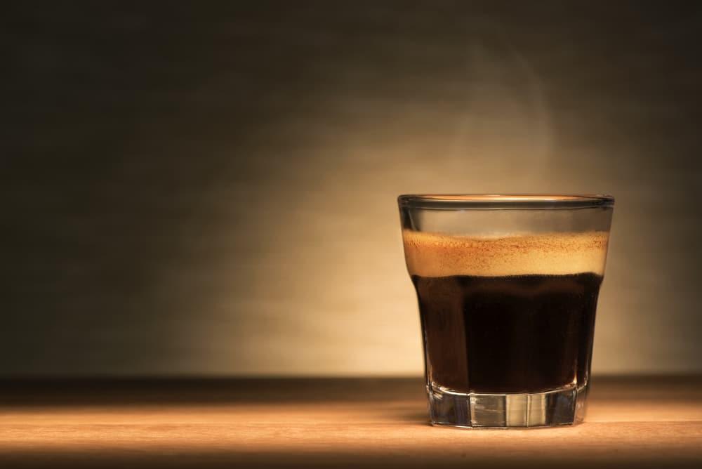 how to make an espresso shot 4