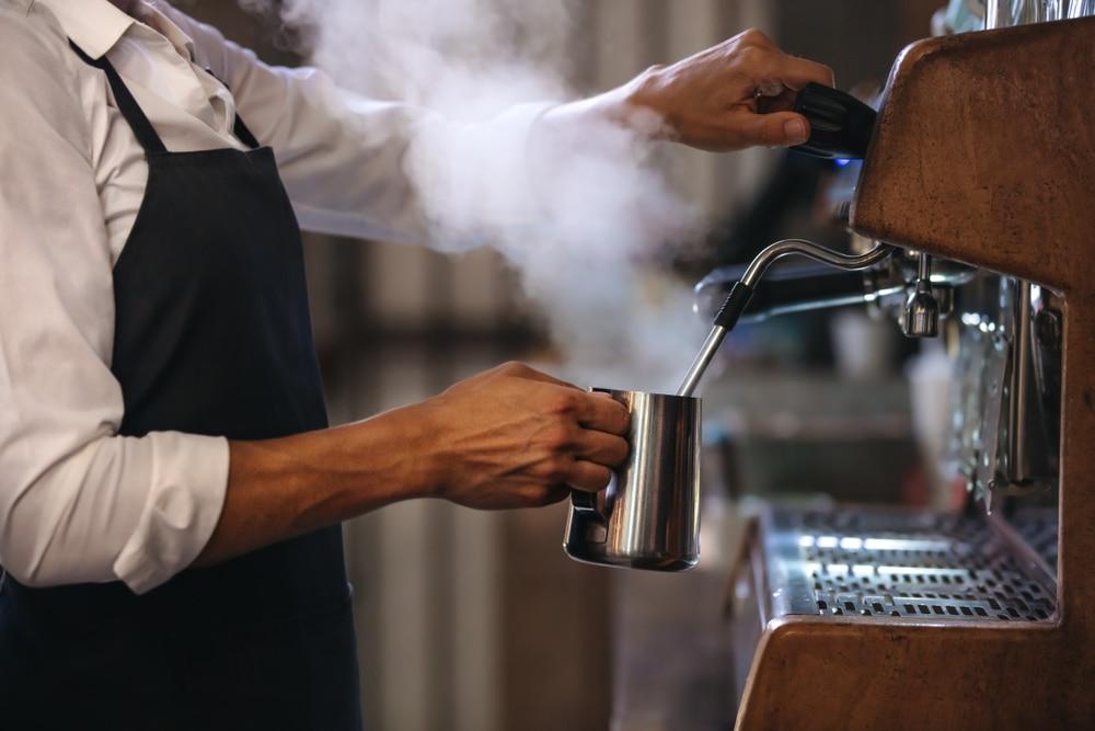 how to make an espresso shot 8