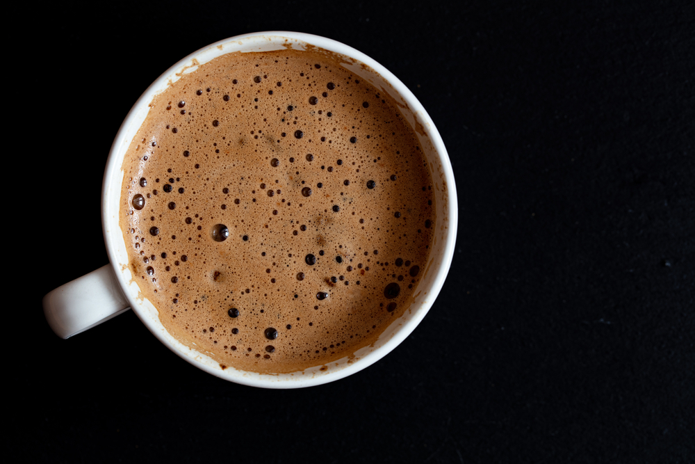 how to make cold foam for coffee 1