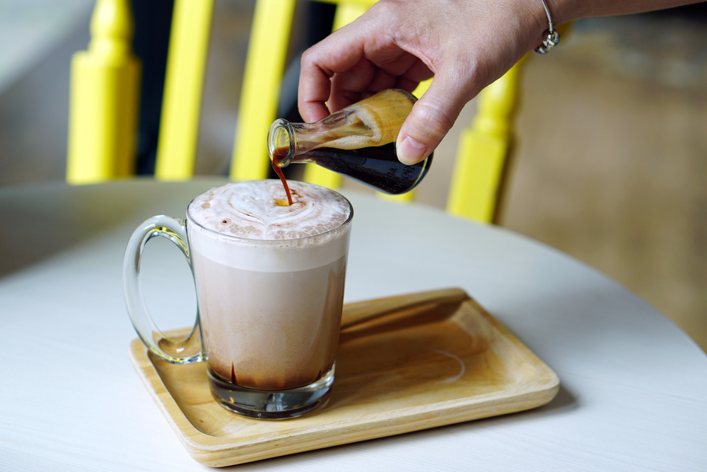 how to make cold foam for coffee 3